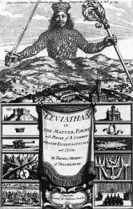Leviathan by Hobbes