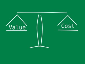 Value vs Cost